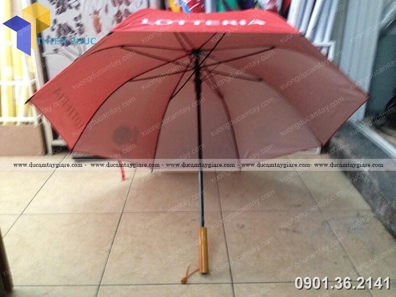 ô dù cầm tay quà tặng